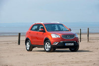 SsangYong offers even greater value with the Korando SE