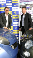 Ryanair launches new partnership with Looking4Parking