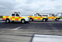 Toyota Hilux - A run(a)way success at London City Airport