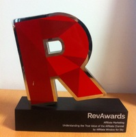 Affiliate Window picks up 2013 Rev Award