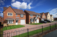 Barratt sales surge to five-year high in North East