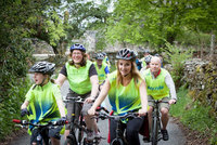 Helen Skelton launches Sky Ride Local for visitors to The Lakes