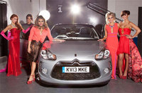 DS3 Cabrio takes centre stage in The Saturdays' new music video