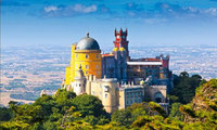 Dine at the heart of Sintra on Portugal's Atlantic coast