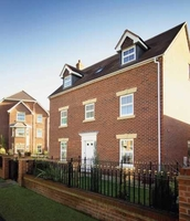 Three new view homes open at Bryn Newydd