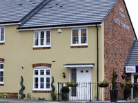 Final property available at Gerddi Rhiwderyn