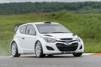 Hyundai i20 WRC makes positive test debut