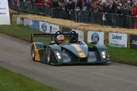 Caterham sets sights on retaining Pageant of Power lap record