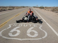 Brits name Route 66 as favourite U.S road trip