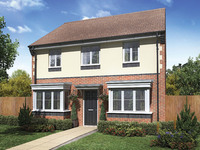 Brand new homes are in hot demand at Dovedale Park