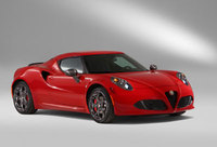 Alfa Romeo 4C makes dynamic debut at 2013 Festival of Speed