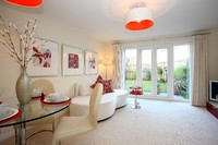 Stylish new homes are selling fast at South Wood