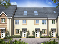 New phase of homes overlooking open countryside at Billington Grove