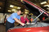 Two thirds of female drivers at risk due to poor car maintenance