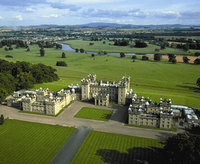 Floors Castle - A historic gem in the Scottish Borders