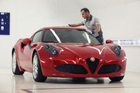 Alfa Romeo 4C: Excellence made in Italy