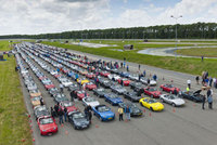 Mazda MX-5 sets new World Record