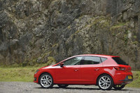The Seat Leon FR 2.0 TDI 184 PS: Ready to go