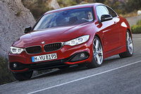 The new BMW 4 Series Coupe