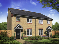 Flatfords ideal for first time buyers at Meadows View