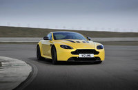 V12 Vantage S: Blast-off for fastest vantage yet