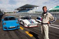 Porsche Museum celebrates '50 Years of 911' at Goodwood