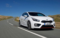 Kia pro_cee'd GT goes on sale in the UK
