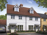 Brand new phase of homes is now on sale at Repton Park