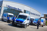 Bradbury Group unlocks Mercedes-Benz Sprinter's potential