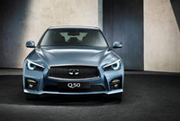 Q50 design: an inheritance of riches