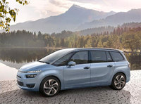 New Citroen Grand C4 Picasso: First details announced
