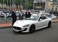 Maserati appoints Arrow Automotive as new official dealer in Cardiff