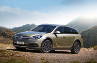 Vauxhall's new country estate moves Insignia upmarket