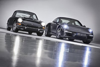 50 Years of the Porsche 911 celebrated at Goodwood
