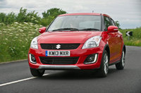 All new 4x4 model joins the Swift range