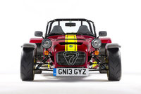 Caterham unleashes most powerful Seven at Goodwood
