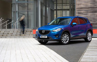 Mazda6 and CX-5 now available on Motability scheme