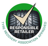 Tyre Recovery Association 'Responsible Retailer'