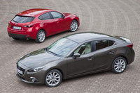 Fastback models to join all-new Mazda3 line-up for UK