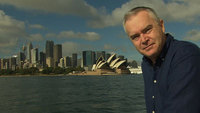 Huw Edwards on voyage to find Welsh people who have shaped Australia