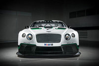 Bentley Continental GT3 unveiled at the Festival of Speed