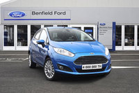 Ford Fiesta, the UK's family favourite, tops four million sales