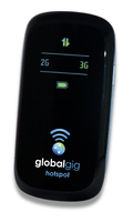 Travellers can save £100's on data roaming with Globalgig hotspot