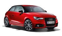 Audi A1 S line Style Edition paints the town red, white, silver and black