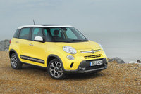 Fiat 500L Trekking: The 500 gets tough