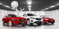 Mazda offers unconventional test drives of a lifetime