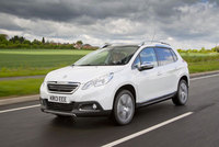 1,300 pre-orders as Peugeot 2008 compact crossover arrives in UK