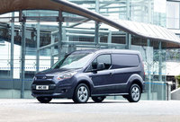 Ford Transit Connect - class-leading efficiency, functionality and durability
