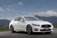 Infiniti Q50 pricing and grades revealed
