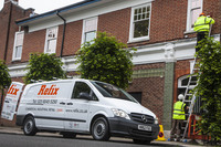 Refix electricians switch to Mercedes-Benz Vito